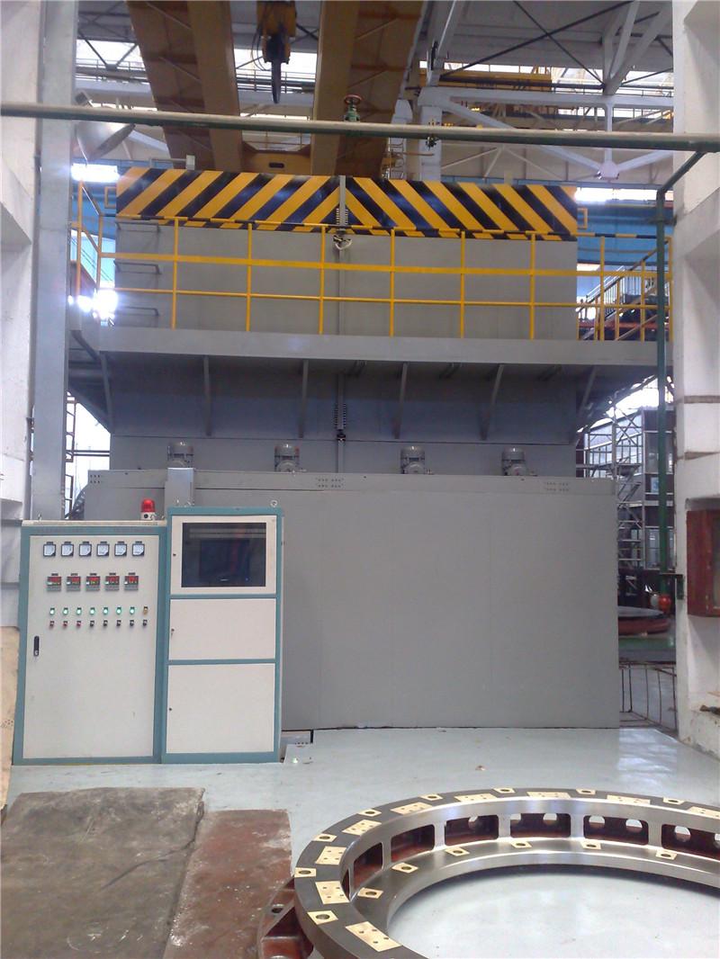 变压器专用烘箱在车间生产过程中的情况