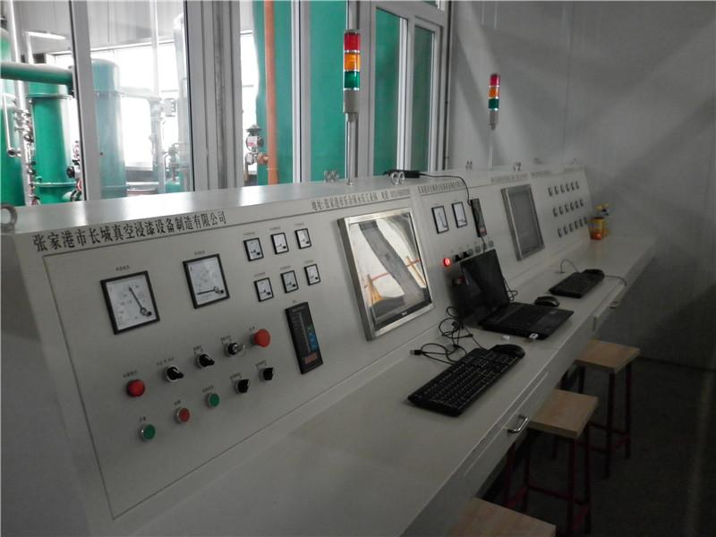 全自动真空浸漆烘干设备在生产中的作用