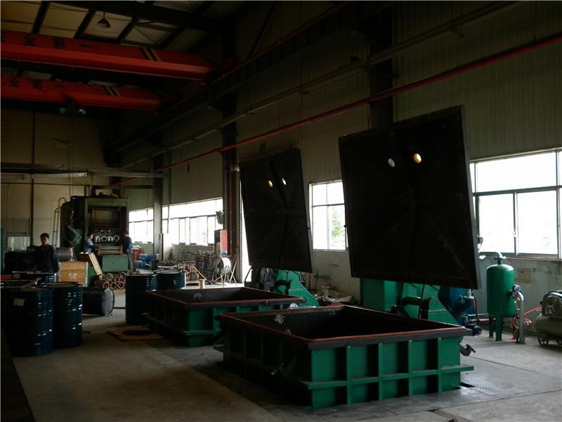 全自动含浸机生产车间生产图片